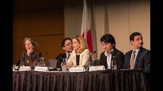 2019 International Exchange and Tourism Seminar- Panel Discussion (English)