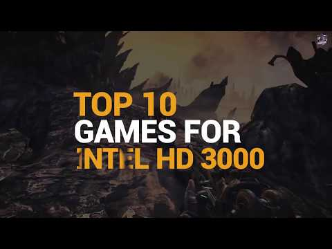 Best 10 Playable Games With Intel HD Graphics 3000 List