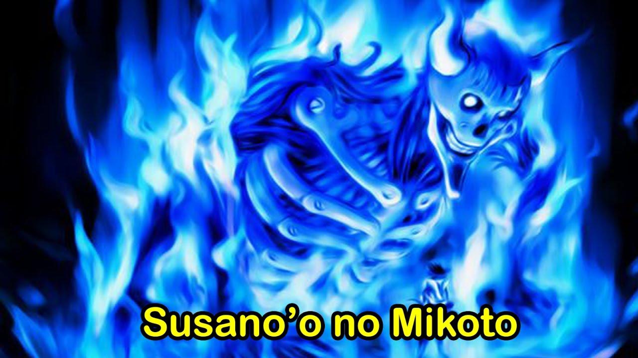 la leyenda del dios violento susanoo no mikoto