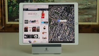 Split Screen Multi-Tasking on the iPad Pro