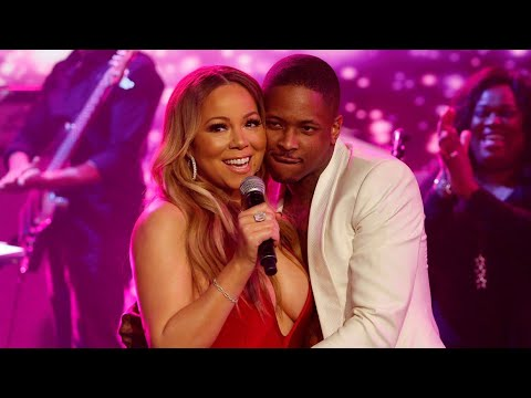 Mariah Carey ft. YG - I Don't (Jimmy Kimmel 2017)