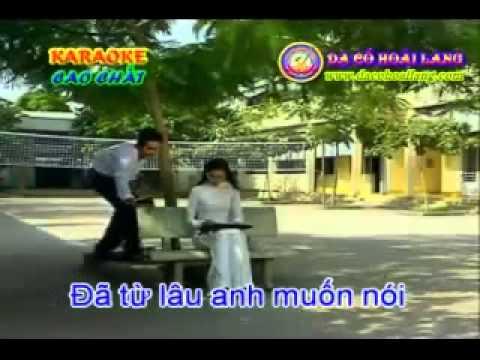 Karaoke  Nguoi Tinh Tren Chien Tran 1 (hat voi GaiMietVuon).mp4
