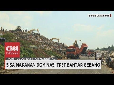 Sisa Makanan Dominasi TPST Bantar Gebang - Hari Peduli Sampah Nasional Mp3