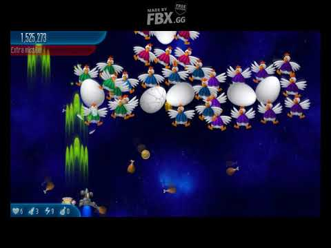 Chicken Invaders 5 Wave 10 to 20 |