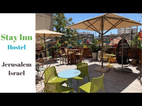 Stay Inn Hostel - Jerusalem, Israel
