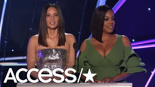 Olivia Munn & Niecy Nash Hilariously Stole The Show At The 2018 SAG Awards | Access
