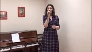 Анна Юрьевна, преподаватель вокала в школе