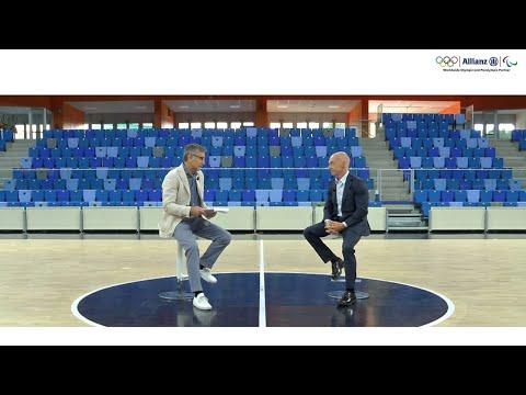 Allianz Sport Celebrities   Jury Chechi