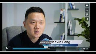Advancements with Ted Danson [CNBC] - VeChain Segment (ADTV0923 Blockchain & Beyond)