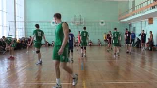 Универсиада по волейболу 2015г. (часть 1)