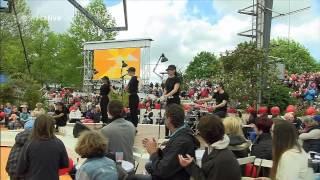 Laing - Nacht für Nacht (Live @ ZDF Fernsehgarten Mai 2013) HDTV 720p