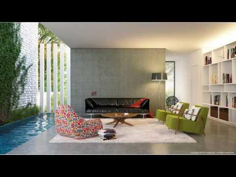 Moderne wohnzimmer design ideen