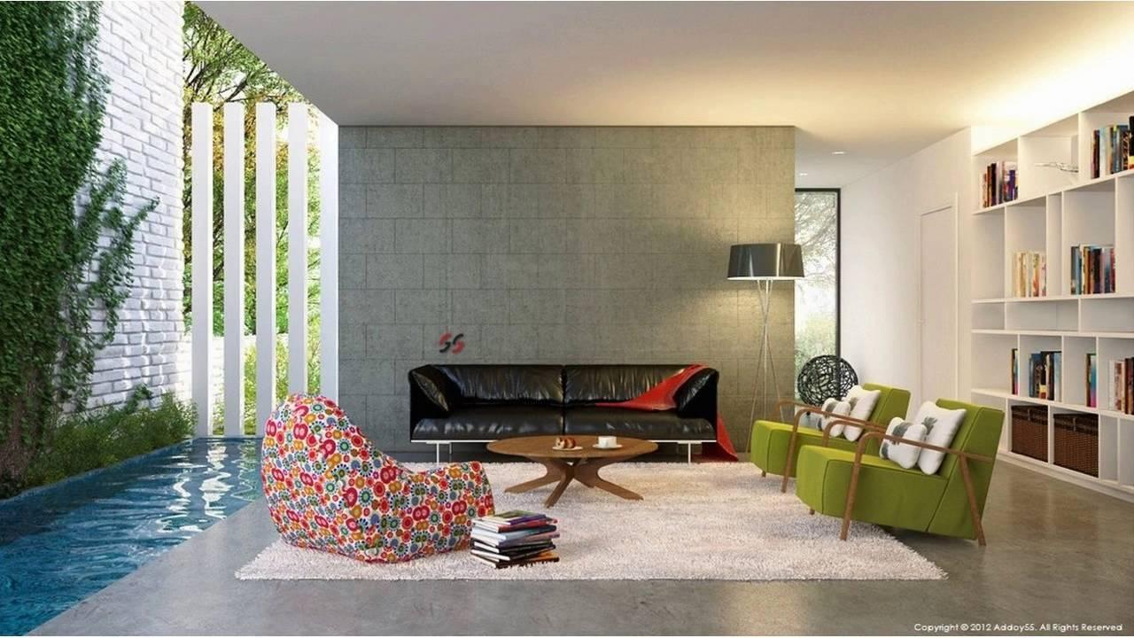 Perfekt Moderne Wohnzimmer Design Ideen