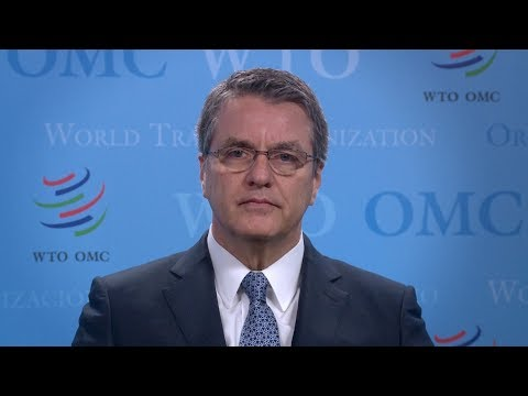 Roberto Azevêdo's message ahead of the 11th WTO Ministerial Conference