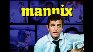 Mannix Season 7 Title Sequence Enhanced