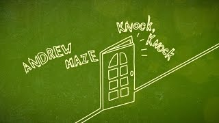 Andrew Maze - Knock Knock [Official Lyric Video]