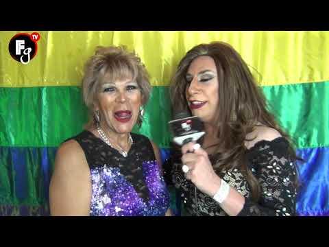 "ALFOMBRA ROJA ""NO OFICIAL"" MISS TRANSFORMISTA VALLENAR 2018 (primera parte)"