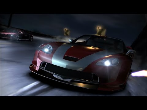 Need for Speed: Carbon [FULL GAME / MUSCLE RUN]