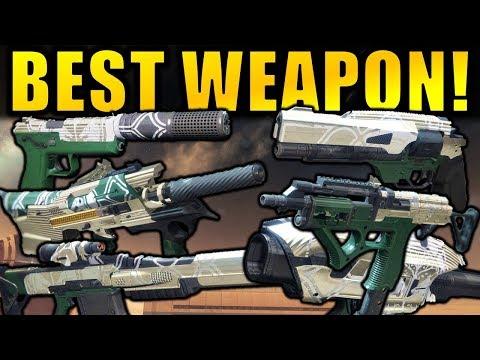 Destiny 2: BEST IRON BANNER WEAPON! (Season 3) | May 2018 thumbnail