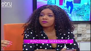 RingTone's Gift To Zari Hassan & One on One With Wendy Kimani