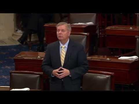 Graham Discusses CIA 'Torture' Report on Senate Floor