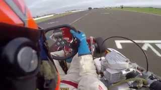 Omar Martínez - Entrenamiento Karting
