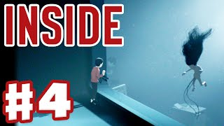 Inside - Gameplay Walkthrough Part 4 - Playdead