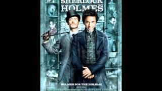 Sherlock Holmes Soundtrack - E.S. Posthumus - Unstoppable