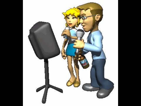 HOW TO SING KARAOKE ON PC