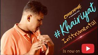Khairiyat   Instrumental Cover   Subrata Gogoi   Chhichhore