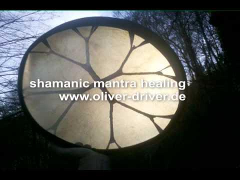 shamanic mantra healing - schamanische Trommelreise
