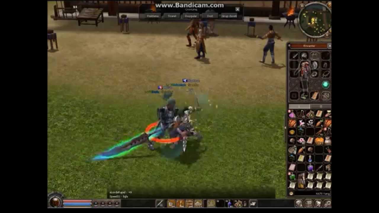 Metin2 Ninja >> Metin2 Speed11 70 Level Ninja - YouTube