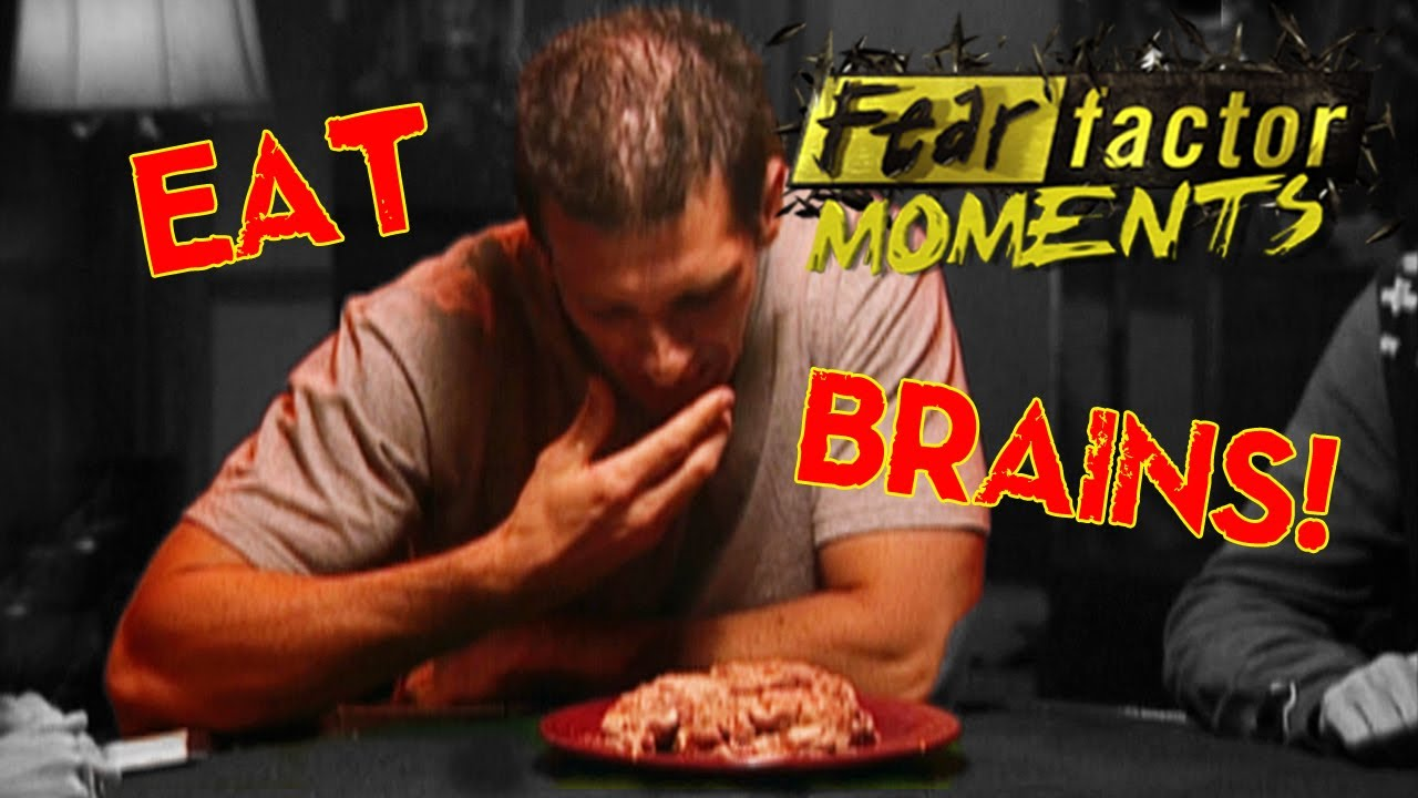 Fear factor naked challenge are absolutely