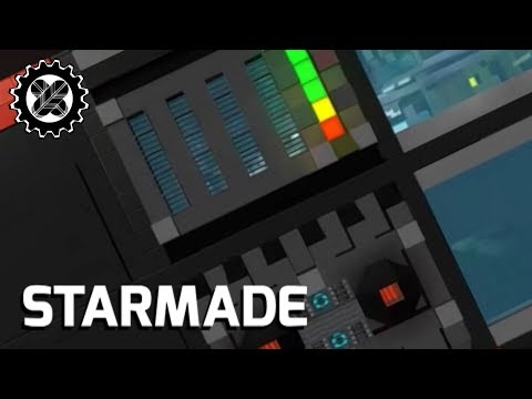 OFFICE SPACE | STARMADE (JMI Corporate Outpost build)