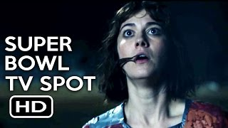 10 Cloverfield Lane Super Bowl TV Spot (2016) J.J. Abrams Sci-Fi Movie HD