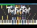 IMPOSSIBLE REMIX Unity TheFatRat Piano Cover El Rap De Fernanfloo mp3