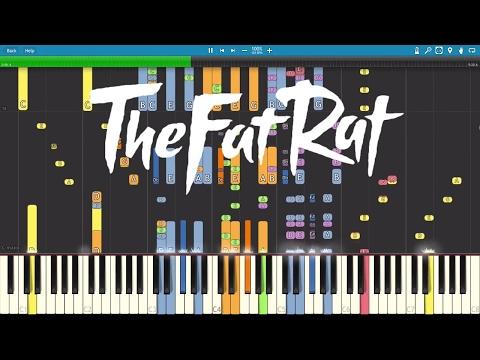 IMPOSSIBLE REMIX - Unity - TheFatRat - Piano Cover - (El Rap De Fernanfloo)