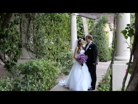 Scottsdale AZ Wedding Videography - Terra and Ryan