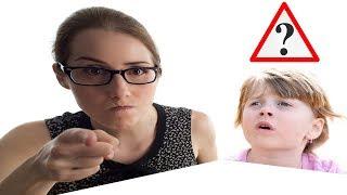 Betrug durch kindische Fragen kontern