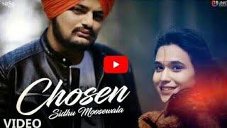 Chosen (Official Video) Sidhu Moose Wala Ft. Sunny Malton   New Punjabi Song 2019  