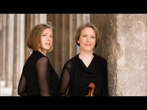 Robert Fuchs Duo Op. 60 Nr. 1 'Mässig bewegt, zart' für Violine und Viola, Duo Wilken
