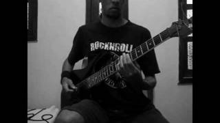 Sarcófago - Midnight Queen (Guitar Cover)