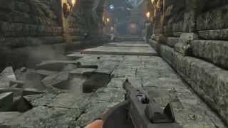 Deadfall Adventures Heart of Atlantis PS3 Gameplay