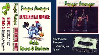 Fungus Amongus - Experimental Monkey: Molds, Spores & Hardcore - 1994 Resimi