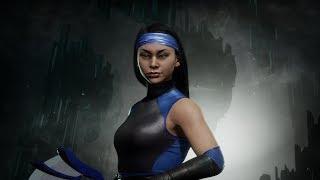 Mortal Kombat 11 - Klassic Kitana Skin Klassic Tower Walkthrough and Ending