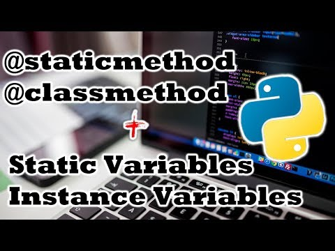 THE ULTIMATE GUIDE TO STATIC VARIABLES, STATIC METHODS AND