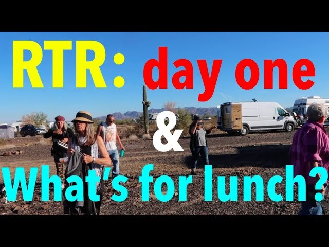 rtr-2018-day-1-and-what-s-for-lunch
