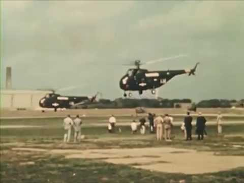 1950s Helicopter Experiments - ROR - Rocket on Rotor - CharlieDeanArchives / Archival Footage