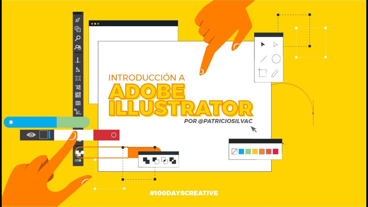 Curso básico de Adobe Illustrator -  DIA 6
