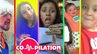 FUNnel Vision Family COMPILATION Videos of Short Song Clips & Lip Singing (Lip Syncing)